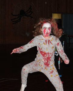 Dance the night away at the YAP Halloween Disco