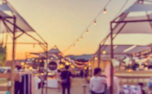 Rush Festival - Artisan markets