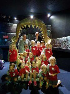 Prep students meet Jaws