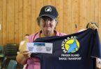 Robyn was a winner at last year's YAP fundraiser