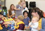Pre Prep begins again from October 18 at Rainbow Beach Playgroup