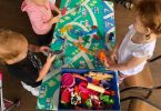 Little Guppies Playgroup will start back on Tuesday October 9 - all welcome!