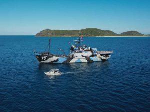 Sea Shepherd - MY Steve Irwin