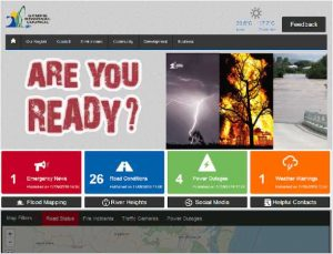 Disaster Dashboard - Gympie Council