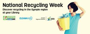 Library - National Recycling Week 2018