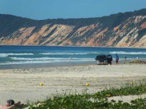 Rainbow Beach 4WD