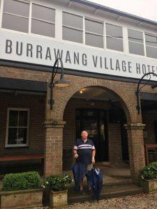 Peter at Burrawang Hotel