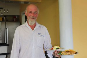 Valentines Day - Enjoy a morning or night off cooking by visiting one of our restaurants on the Cooloola Coast. Richard from Tin Can Bay Marina Bar and Grill presents breakfast!