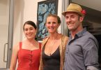 Brooke Bignall brought the festival back to Rainbow with performers Lucy Wise from Melbourne and Rob Longstaff from Maleny, Queensland