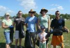 Here's one from the archives of some familiar Rainbow Beach residents - come join Clean Up Australia Day in 2019, there are stations all over the coast