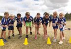 Little athletes are ready to race at the Suncoast Regional Championships this month Image Leah Geurts