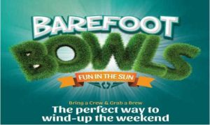 Barefoot Bowls at the Country Club