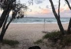 Inskip Point is one of the top three camp sites in Queensland, if you are packing the tent or camper - here's a list that might help! Image Brooke Bignall with Rainbow Beach Ultimate Camping