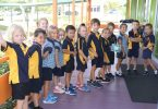 Welcome Preps to Rainbow Beach State School