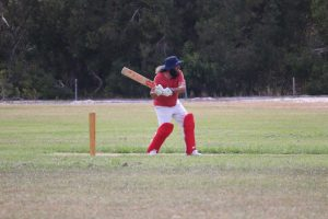 Captain Merv O'Neill is the man to ask if you are keen for next cricket season