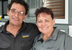 Gympie's Classique Blinds Screens and Awnings owners, Warren and Debbie Bradford, have opened a new store in Maryborough