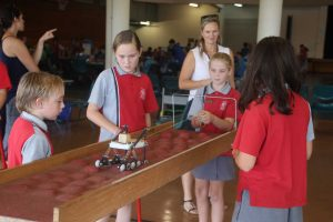 Tin Can Bay State School Discovering Robotics