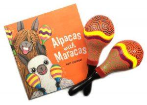 Library - Read Alpacas with Maracas