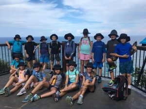 A lot of fun was had by the RBSS Year 6 at their leadership camp in Tallebudgera