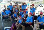 "Cooloola Dragons ""take 5"" during Bundaberg regatta"