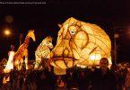Gold Rush Parade - Lismore Lantern Parade 2015 - Photo Tree Faerie