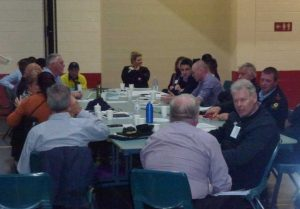 A Disaster Preparedness exercise was held last month at the Pavilion in Gympie.