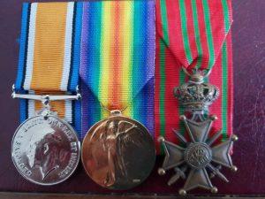 Reibels Anniversary - Belgian Croix de Guerre