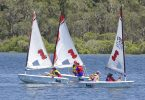 School Holiday - Tin Can Bay is one of the most beautiful waterways in Australia to try sailing