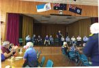 Blue Water Review Working Group meeting at the Community Centre in Tin Can Bay