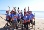 Well done to the Cooloola Dragon Boat Club!