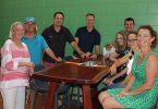 Cooloola Coast Tourism Operators Jan Foletta, Dean Marshall, Heatley Gilmore, Andrew Saunders, Michael Nelson, Jenny Gray, Trudy Shaw, Sarah Booth attended the workshop