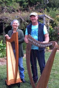 Graham Langdon and Rowena Thomas who are performing at the Simply Classical Concert in Gympie on Sunday November 24