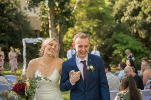Congratulations to Mr and Mrs Jack Humphrey!