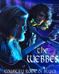 Come and get excited by the music of the Chris Webbe Duo at the Tin Can Bay Country Club on November 29