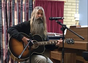 Rob Medcalfe plays his own compositions at Music Plus