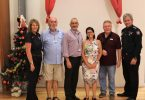 Concerned Citizens met with Julia Bruynius, Terry Steele, Dimitri Scordalides, Elisa Seul, Cr Mark McDonald and Mark Long at the RB Community Hall.