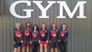 Team Awesome - The Winners! The team lost 46.7kg and 121.1cm - congratulations! Sylvia, Sally, Wendy, Tina, Lauren and Malcolm!
