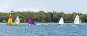Learn the basics of sailing in this supervised sailing course over the holidays