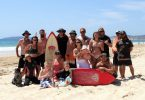 The Rainbow Beach Boardriders club would love you to join them for their monthly surfing get-togethers