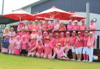 The McGrath Foundation received a $2,000 donation from the Pink Golf Day.