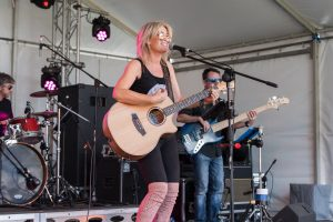 Fiona O'Shea and the Passengers at the TCB Country Club on December 6!