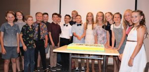 Congratulations Rainbow Beach State School Class of 2019! All the best in your chosen secondary schools!