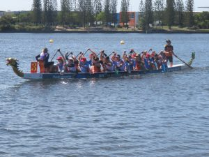 Congratulations to the Wide Bay Warriors placed third in the Open 200-metre race at the Manly Regatta at Lake Kawana