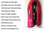 Coastguard - A reminder to put in your boat or your vehicle