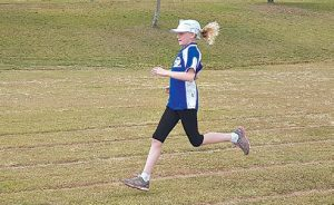 Good Luck to Long Distance Runner Chloe Daniels at the Regional Championships