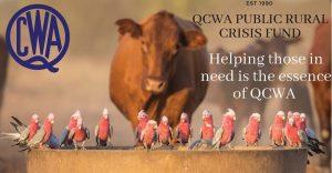QCWA Public Rural Crisis Fund