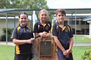 Congratulations to Delilah named Cooloola Sporting House Captain for 2020, and Tabitha and Luke the new School Captains for 2020 (Absent: Daisy, Fraser sporting house captain, Jordan Cooloola Sporting House Captain, Jahli Fraser sporting house captain)