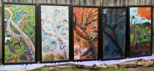Bushfire appeal artwork complete