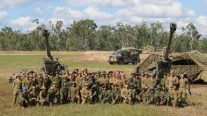 1st Regiment Royal Australian Artillery