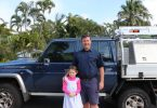 New refrigeration and air conditioning business owner, Greg Wetherell, is based in Rainbow Beach